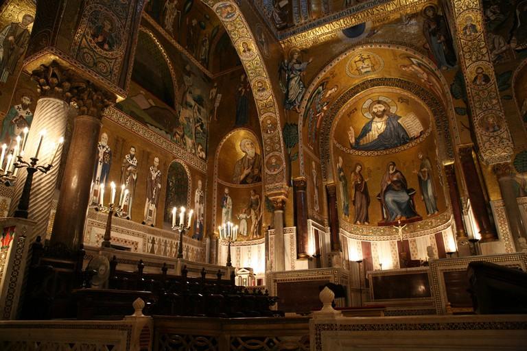 Cappella Palatina in Palazzo dei Normanni Palermo©askii:Flickr