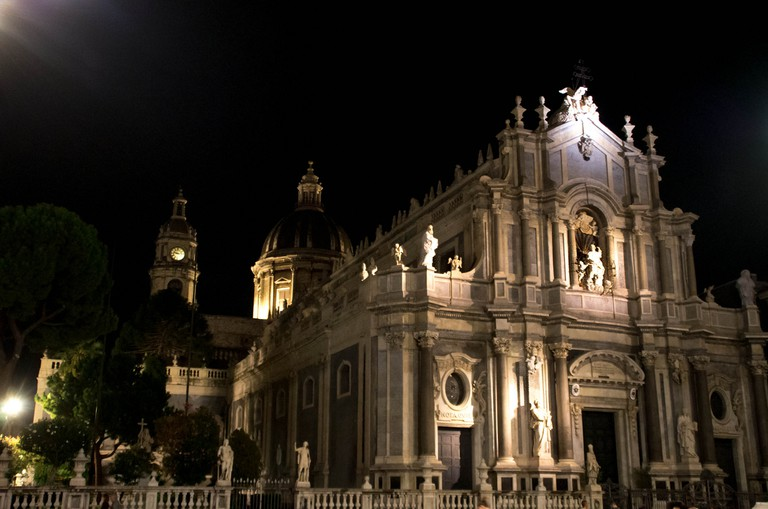 Cathedral of St. Agatha, Catania©Fabien LE JEUNE:Flickr