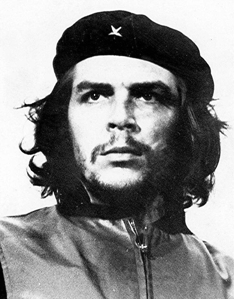 That famous Che photo