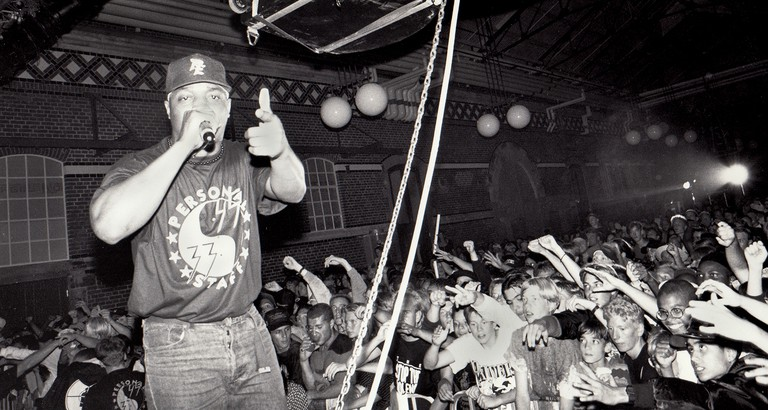 Chuck D performing at Slagthuset / Photo courtesy of Wikipedia Commons