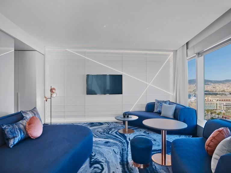 Cool Corner Suite, W Barcelona