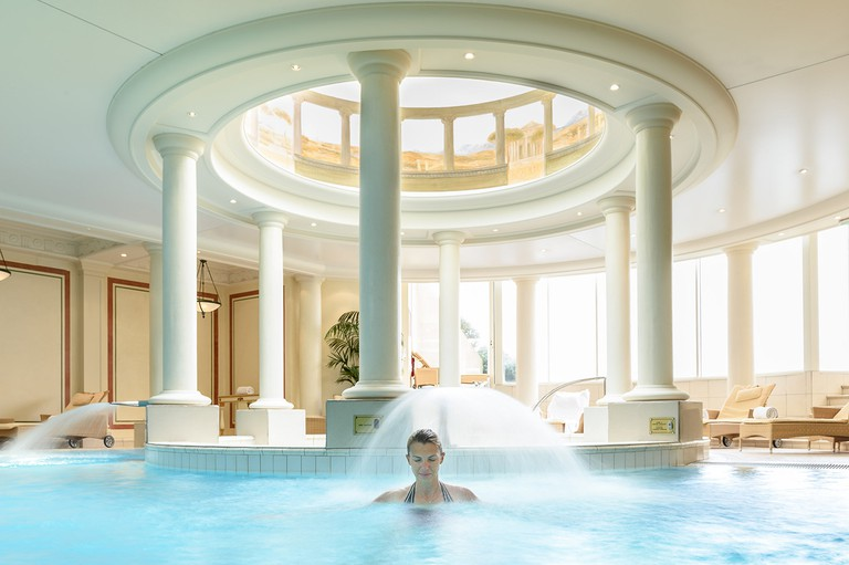 Imperial Spa at Hotel du Palais