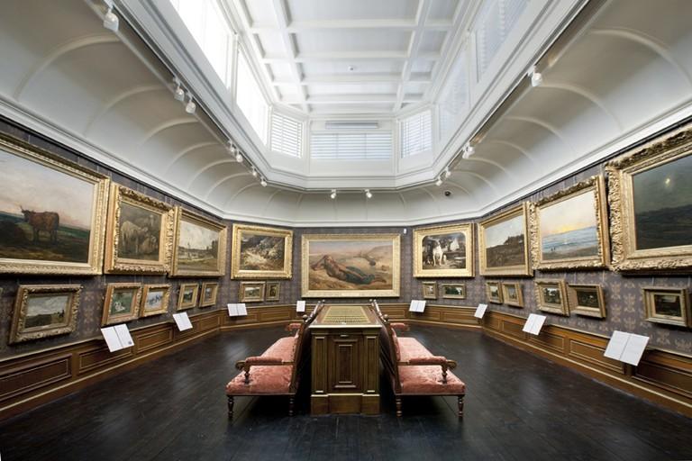 The Mesdag Collection's Daubigny Hall