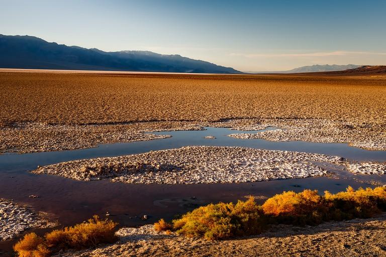 California's Death Valley   © David Mark