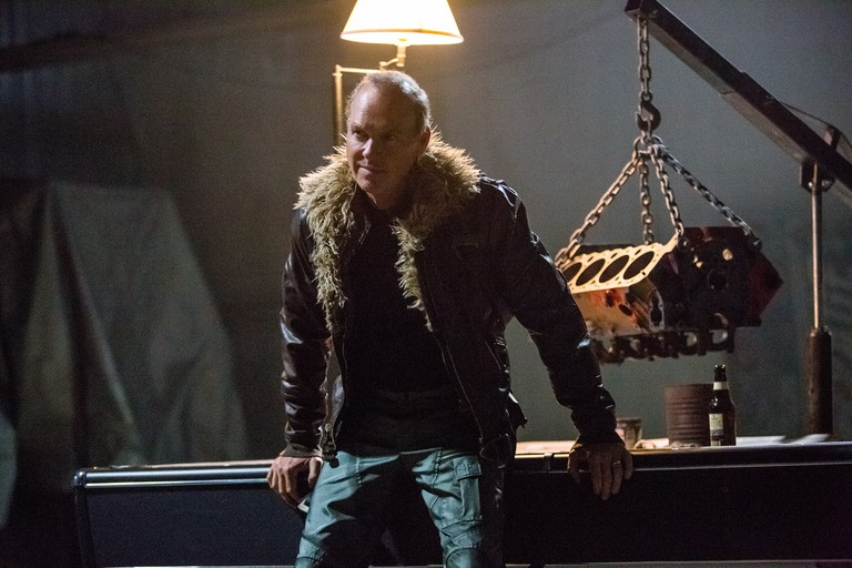 Michael Keaton stars in Columbia Pictures' 'Spider-Man: Homecoming'