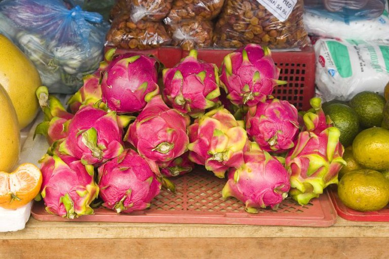 Magical dragonfruit I