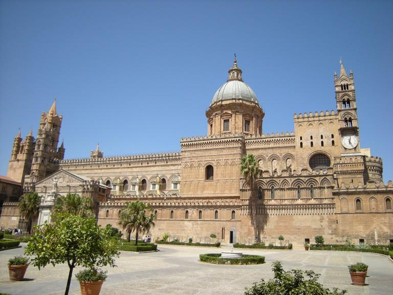Duomo de Palermo©Leandro Neumann Ciuffo:Flickr