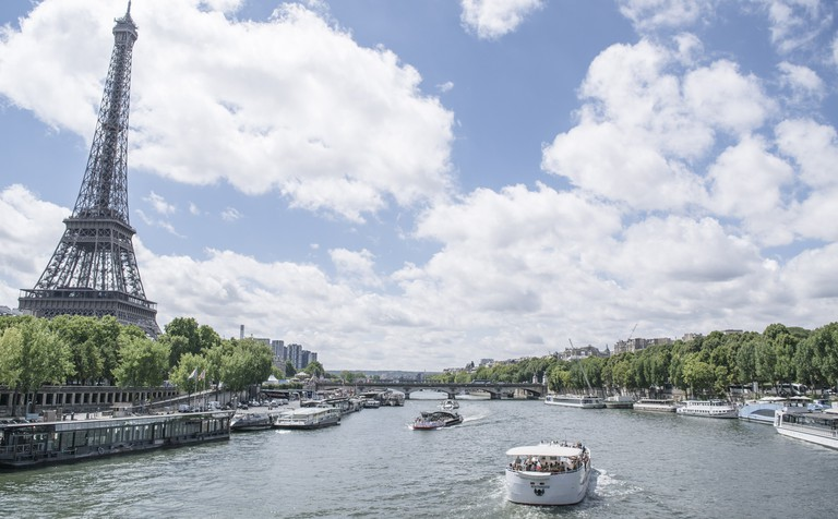 Eiffel Tower and river cruise │