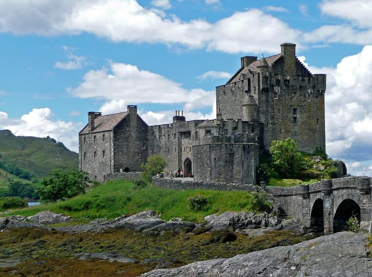 Eiean Donan Castle