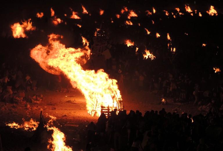 Festas de San Xoán, Galicia