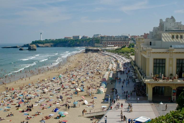 Biarritz Grandplage