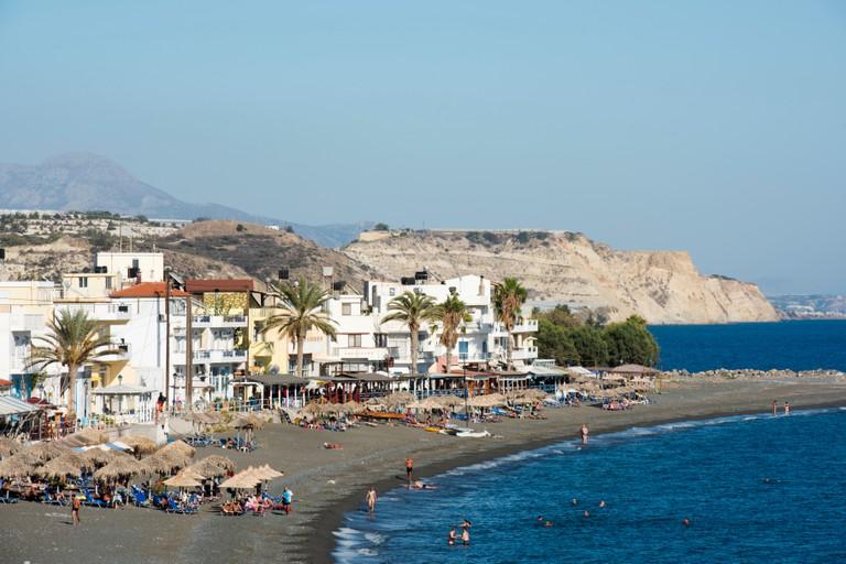 Myrtós, Crete