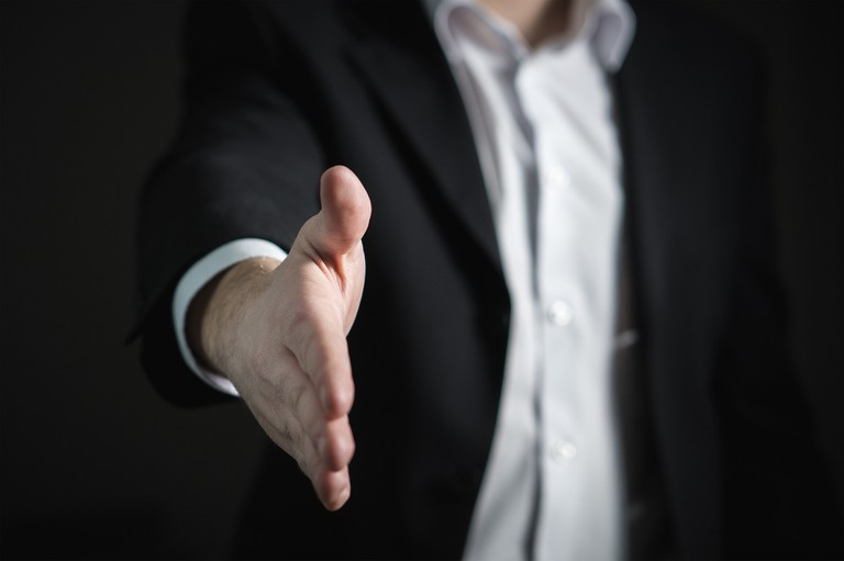 Handshake |© Tero Vesalainen/Pixabay