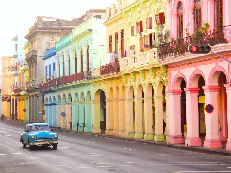 Habana, Cuba   © YU_M/Shutterstock