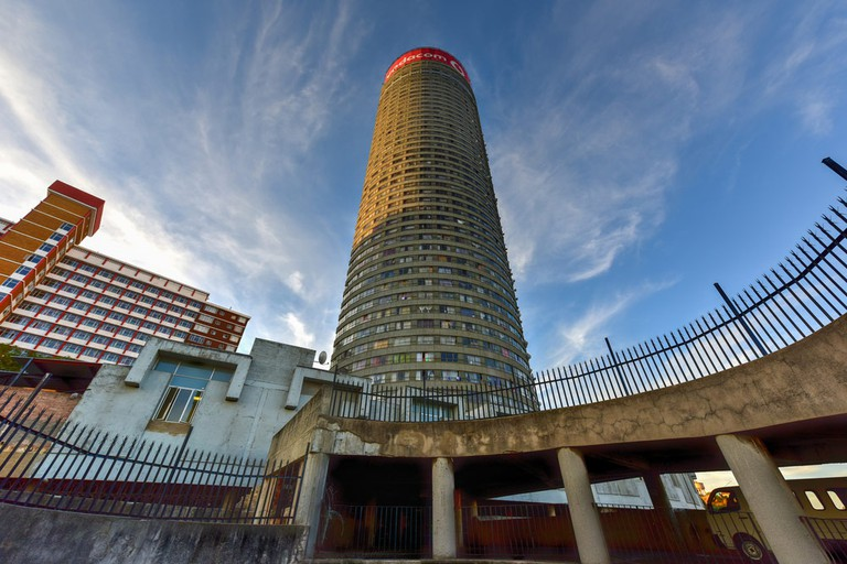 The Ponte City apartments