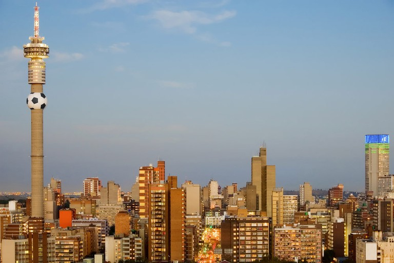 Johannesburg, South Africa – 2010 World Cup Host City