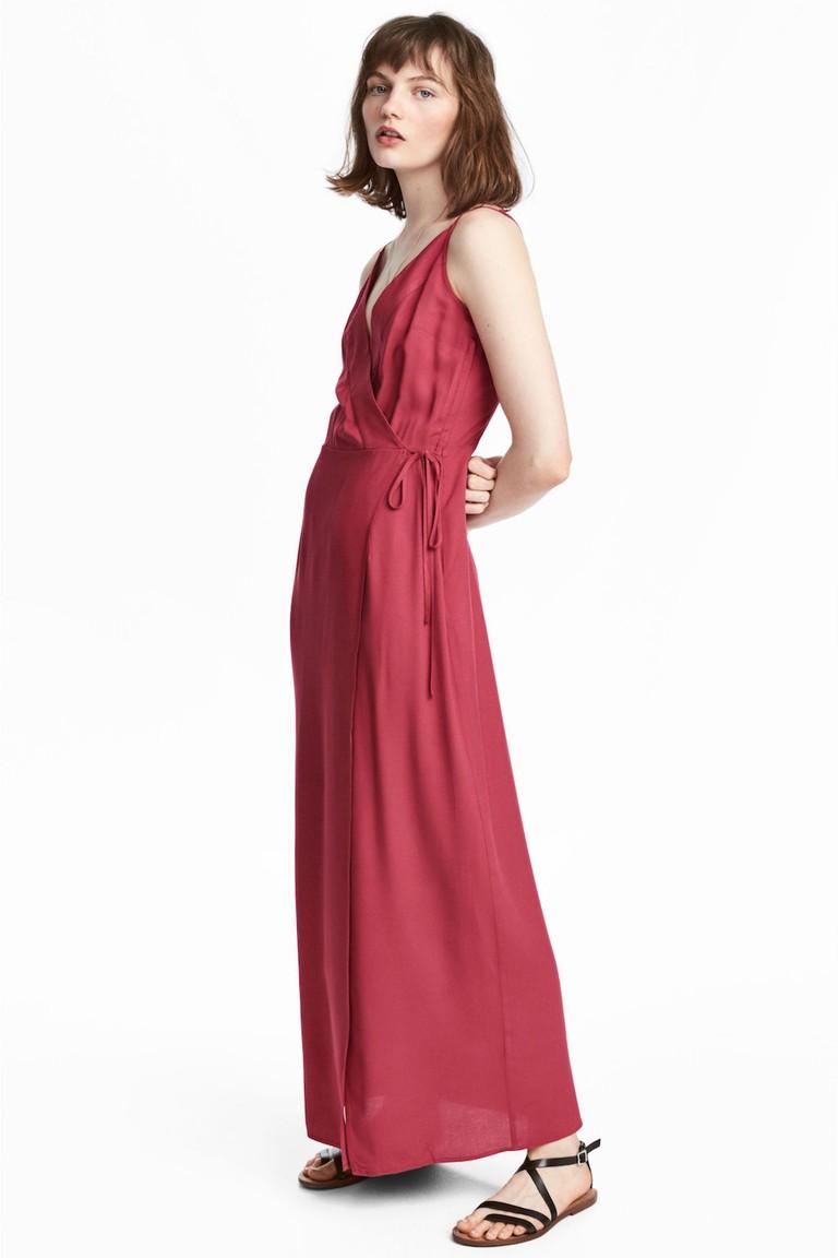 H&M Maxi dress, £17.99