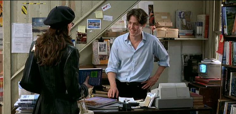 """The Baker and the Beauty"" was partially inspired by ""Notting Hill,"" starring Julia Roberts and Hugh Grant"