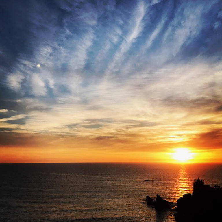 Sunset-Sylvain Cazenave