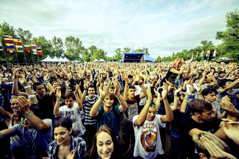 INmusic Festival | © Samir Cerić/Courtesy of INmusic