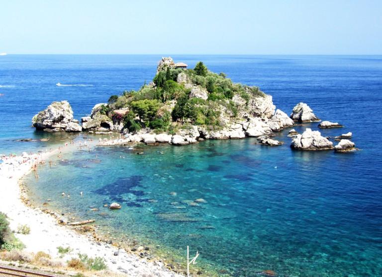 Isola Bella (Taormina Sicily)©gnuckx:Flickr
