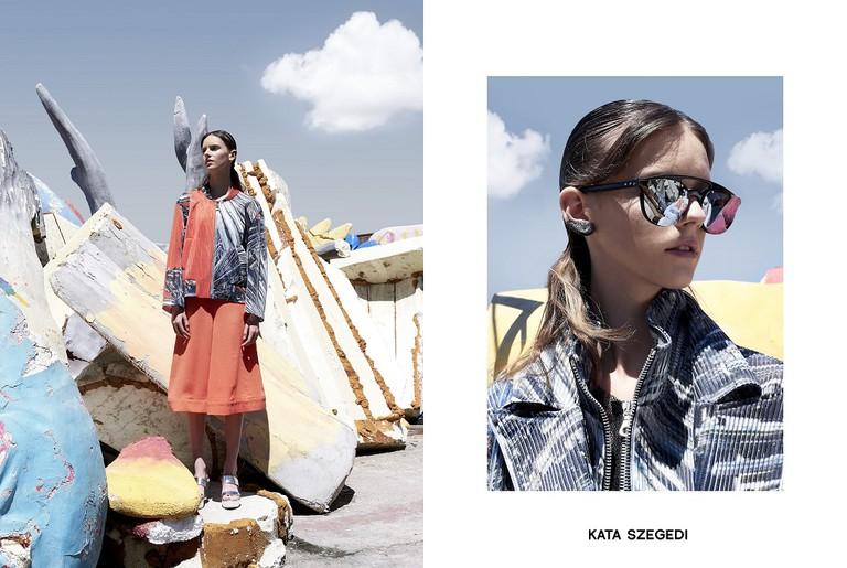 Kata Szegedi Hungarian designer