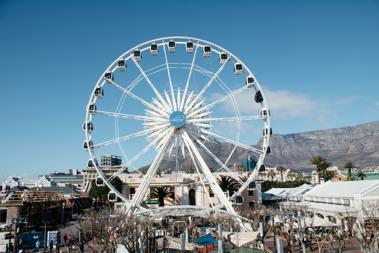 Ferris wheel at V&A Waterfront