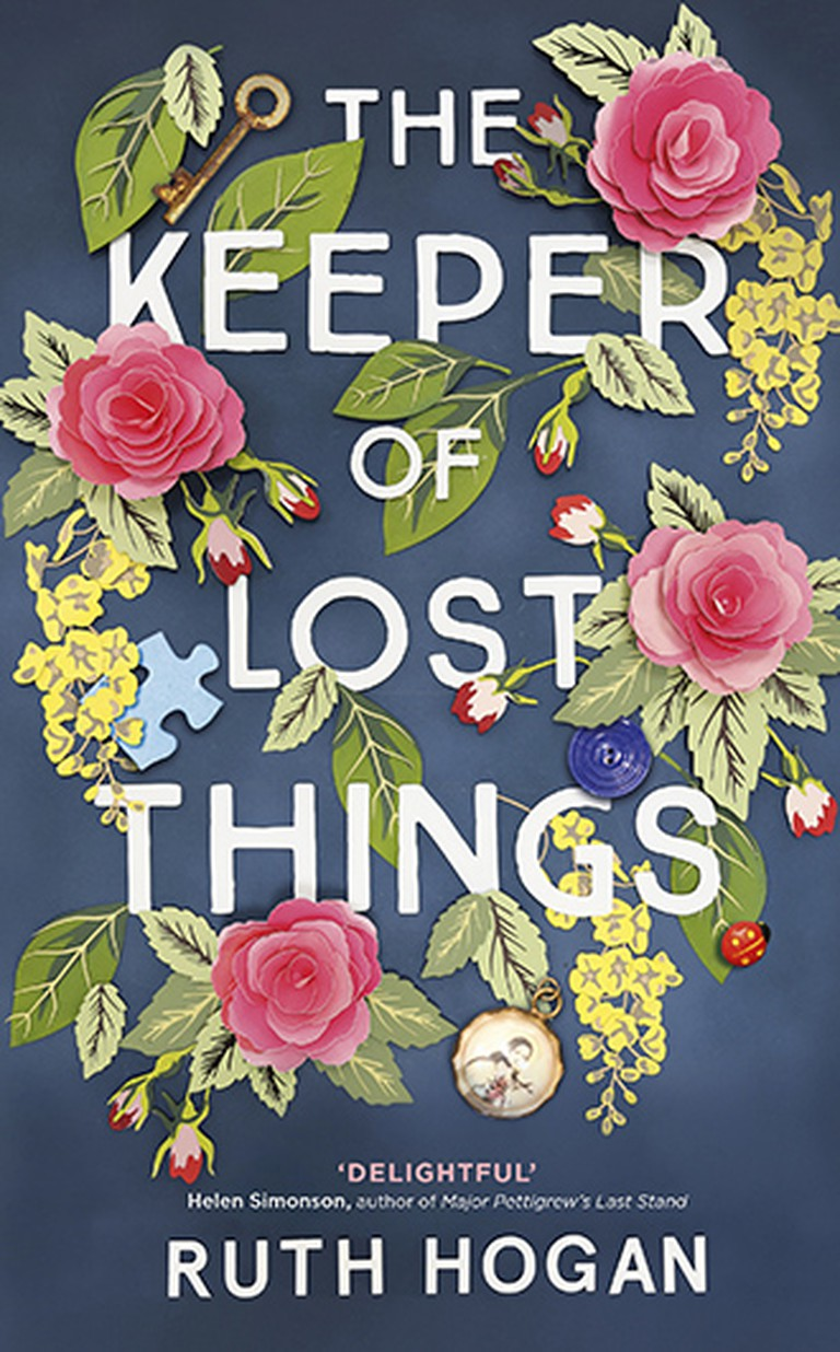 The Keeper of Lost Things | Courtesy of Hodder & Stoughton General Division