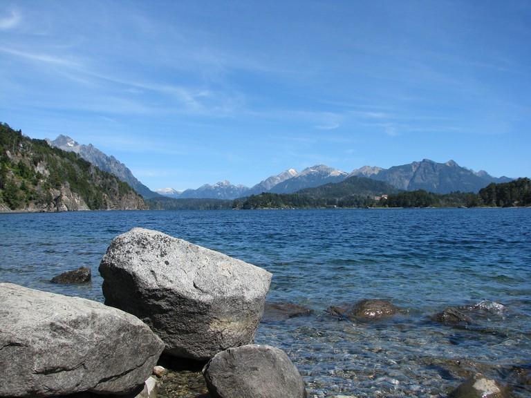 Bariloche's Lake Moreno
