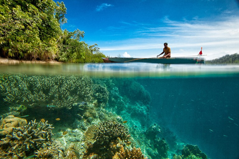 Exploring the beauty Indonesia