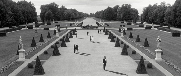 """Last Year at Marienbad"""