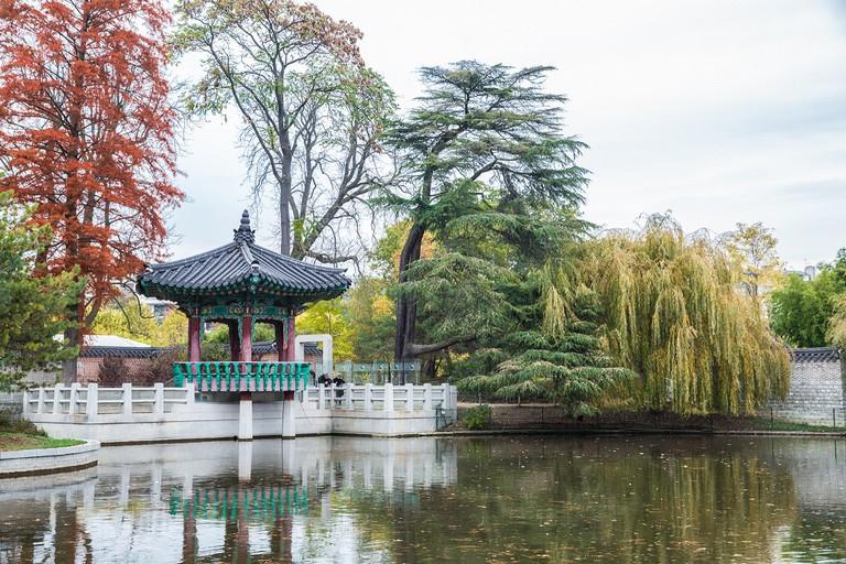 Le Jardin de Séoul, Paris │© Ninaras / Wikimedia Commons