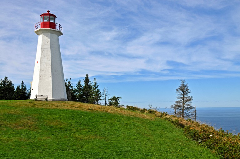 Cape George Lighthouse, PEI