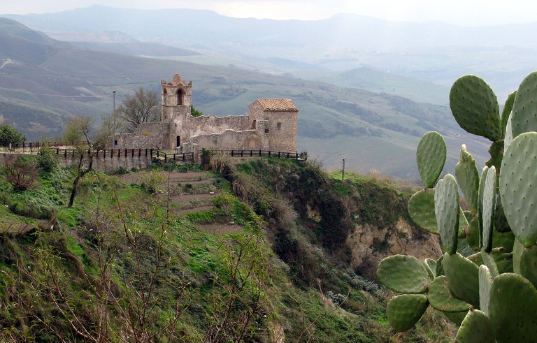 Madonie Mountains of Sicily