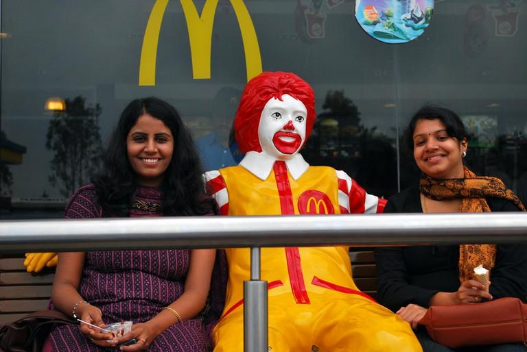 McDonald's Delhi