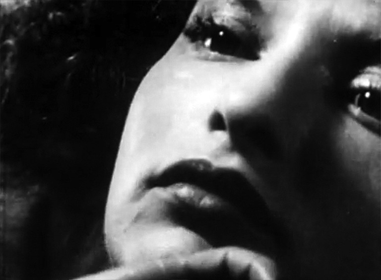 "Maya Deren in ""Meshes in the Afternoon"""