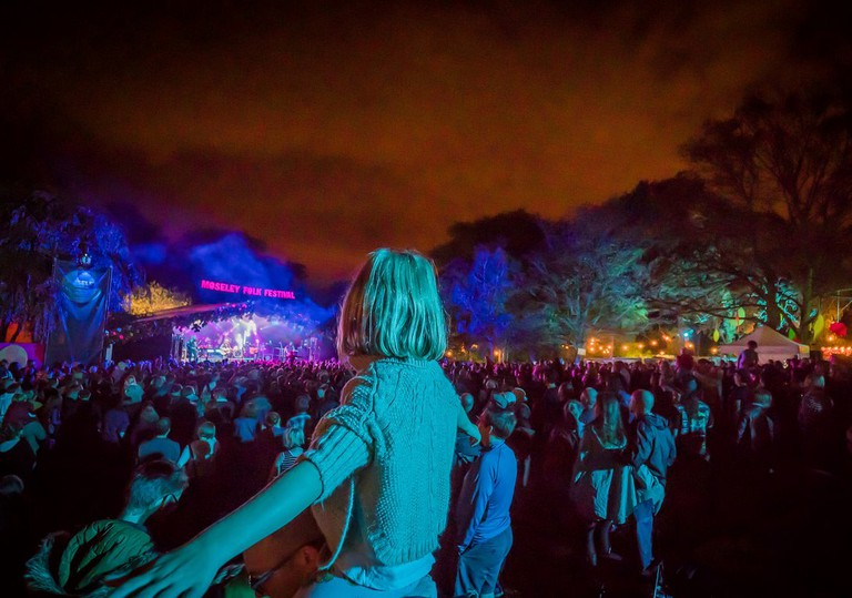 Moseley Folk Festival, Birmingham | © Moseley Folk Facebook