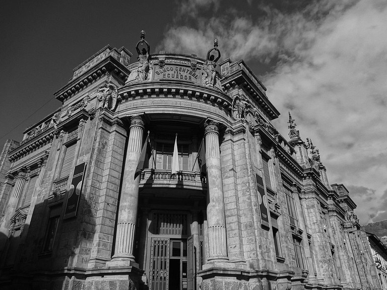 The Central Bank in Quito I