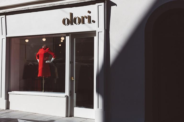 Olori, Cork | © Naomi Kamat/Courtesy of Olori