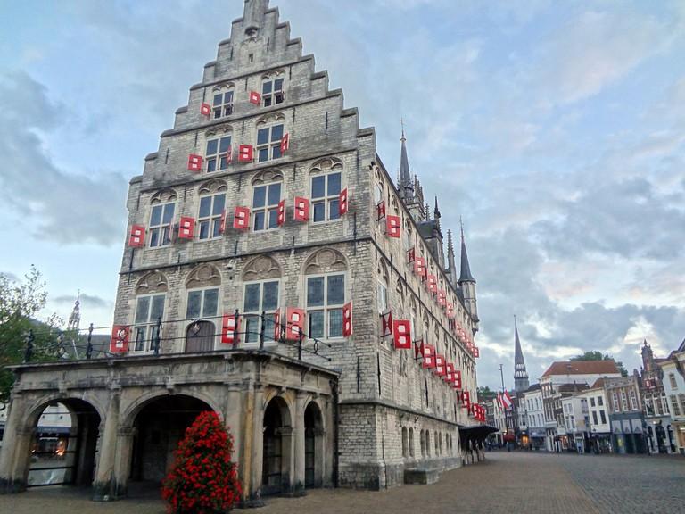 Gouda's town hall