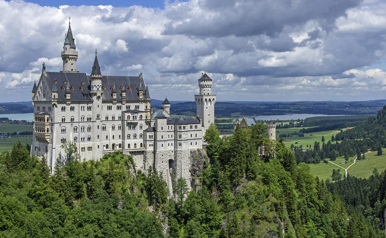 Bavaria in known for it's castles, beauty and difficult to understand dialect
