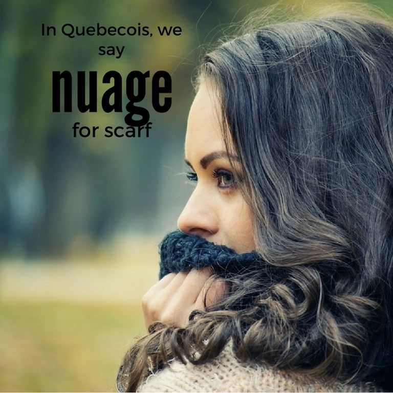 Nuage – Scarf