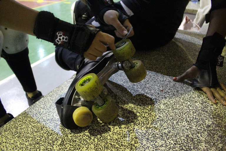Roller Derby Equipment