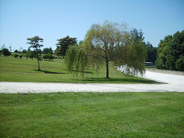 Parque Eugenio Granell, Santiago de Compostela