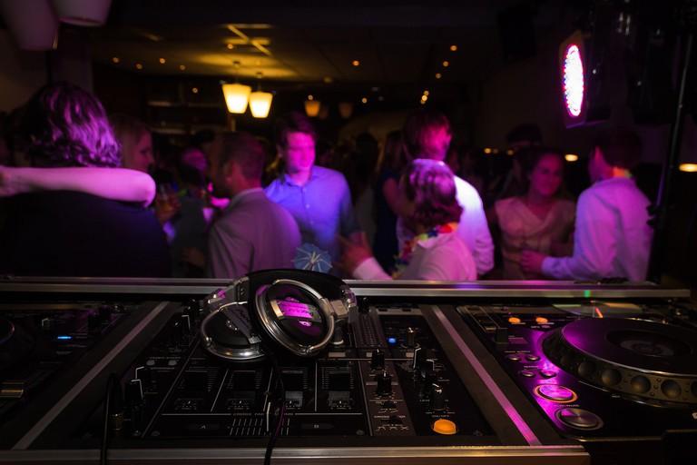 Dj in a nightclub CC0 Pixabay