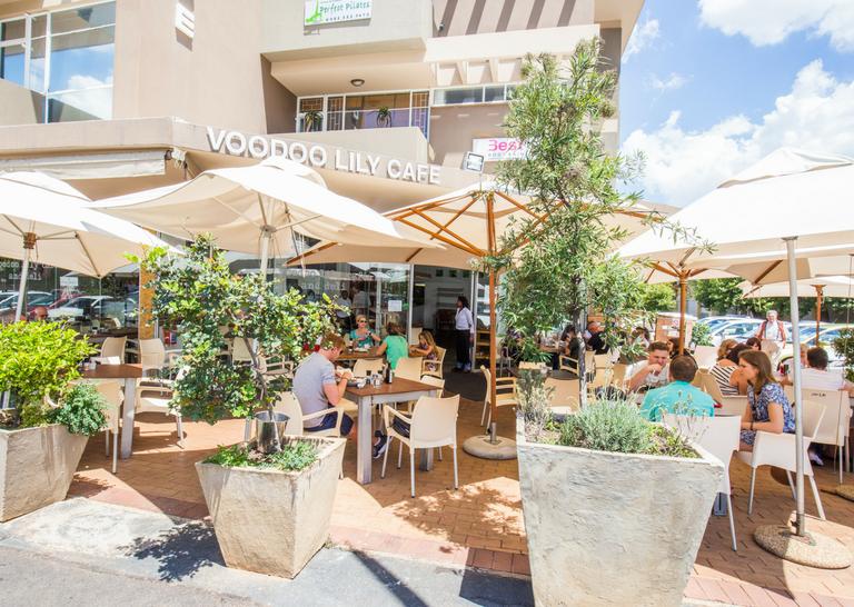 Voodoo Lily Café, Johannesburg