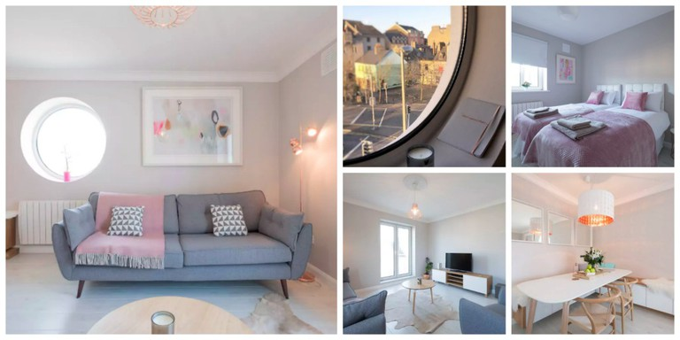 Stylish Galway city apartment | © Simon/Airbnb