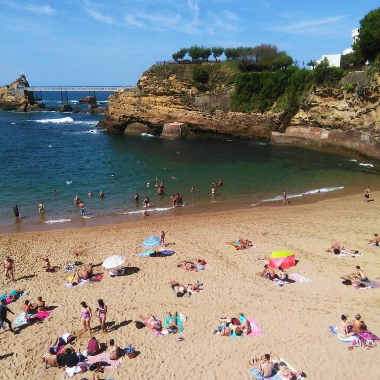 Port Vieux Beach