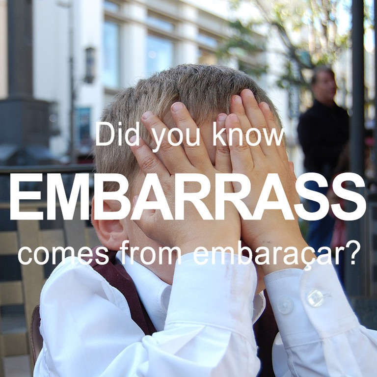 Embarrass