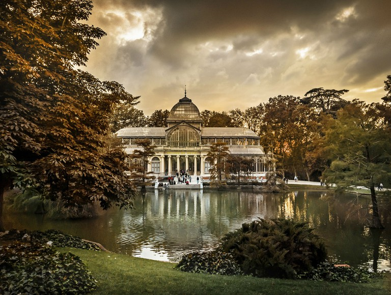 Take a stroll through Retiro Park